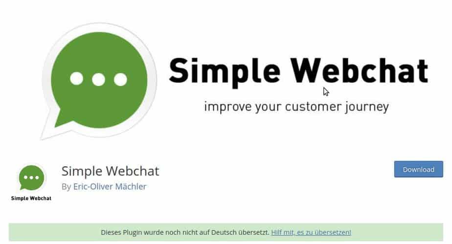 WhatsApp-Plugin